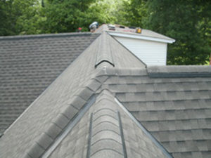 roof peak, new roof, roof repair