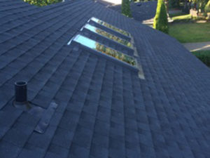 skylights, roof repair