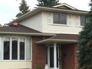 Blampin Roof Tops, Ontario, Niagara